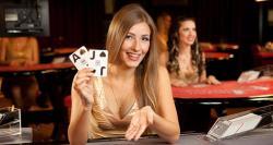 Blackjack en directo